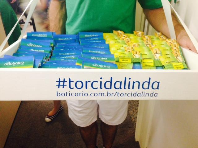 TORCIDA LINDA